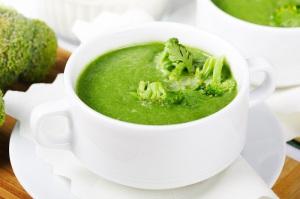 proteïne dieet recepten brocollisoep