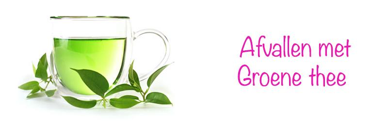 groene thee dieet ervaringen