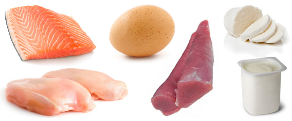 wat doen met eiwit