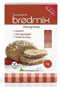 Sukrin broodmix