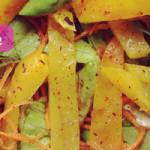paprika salade proteine dieet recept