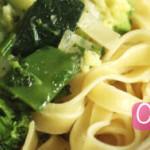 proteine dieet recept tagliatelle kool
