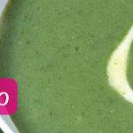 Proteine dieet recepten Spinaziesoep