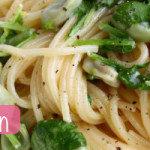 caloriearm koken pasta raapstelen
