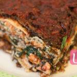 proteine dieet recept lasagne