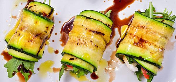 courgette recepten proteine dieet