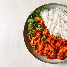 proteine-dieet-recept-curry-slim-rijst