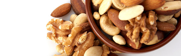 koolhydraatarme snacks noten