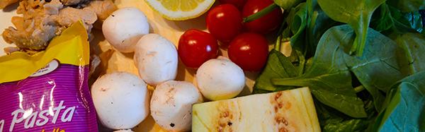 groenten slim pasta kip novashops recept