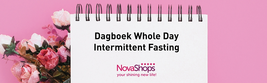 Blog dagboek intermittent fasting