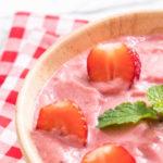 smoothie bowl proteine dieet