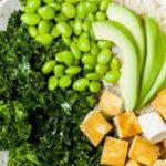 proteine dieet recept koolhydraatarme buddha bowl