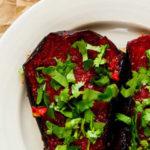 proteine dieet recept aubergine in tomatensaus