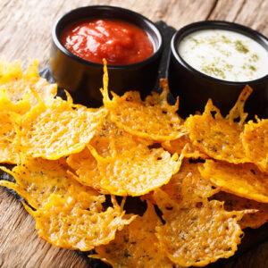 keto snacks kaas chips