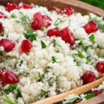 bloemkool-couscous-proteine-dieet