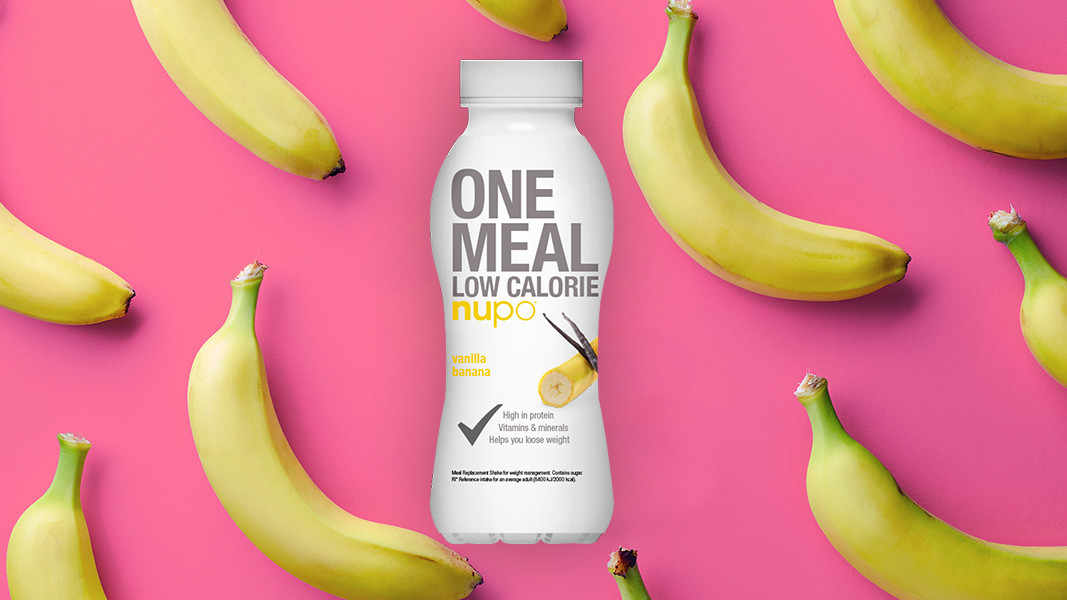 NUPO One Meal Shakes