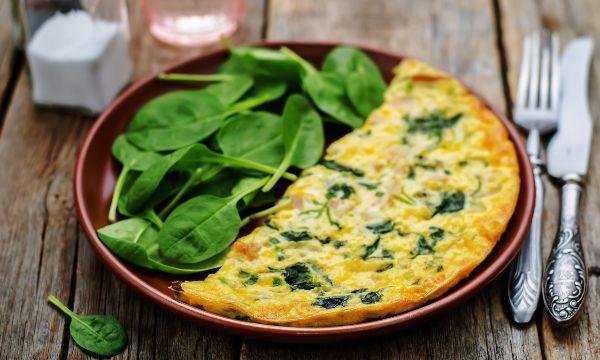 Proteïne Omeletten