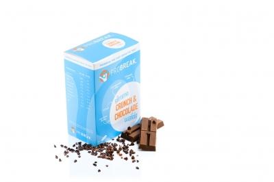 ProBreak Crunchy Chocowafel (Doosje 12 wafels)
