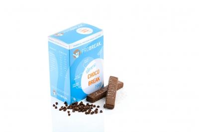 ProBreak Choco Break Wafel (Doosje 12 wafels)