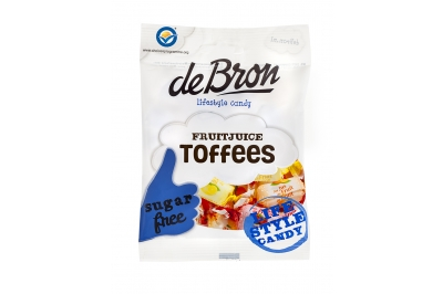 Fruitjuice Toffees