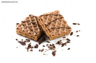 Mini-Wafels Chocolade