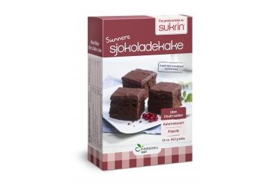 Sukrin Chocolade Cakemix