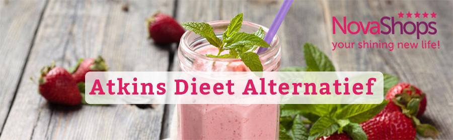 Atkins Dieet Alternatief